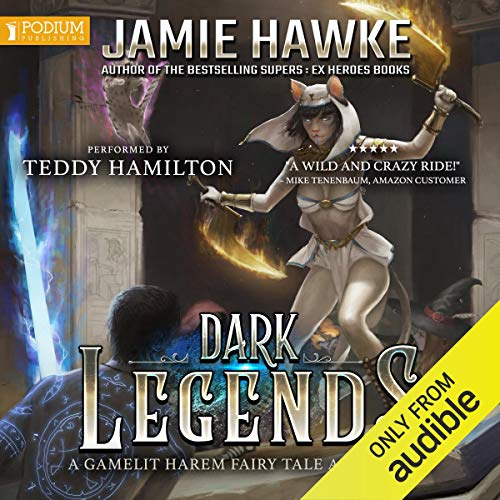 Dark Legends cover art