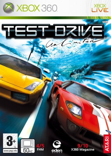 Atari Test Drive Unlimited, Xbox 360