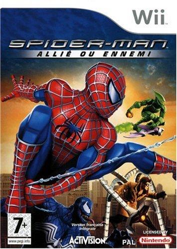 Spider Man : allié ou ennemi