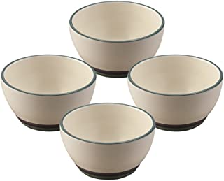 Pfaltzgraff Ocean Breeze Dessert Bowl (8-Ounce, Set of 4)