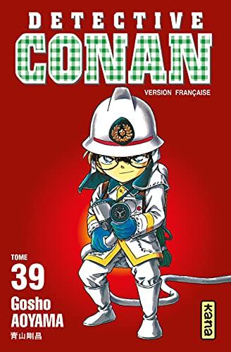 Détective Conan - Tome 39