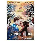 Poster Romeo Und Julia Film Leinwand Wandkunst Poster Und