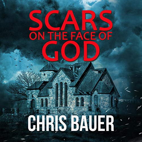 Couverture de Scars on the Face of God