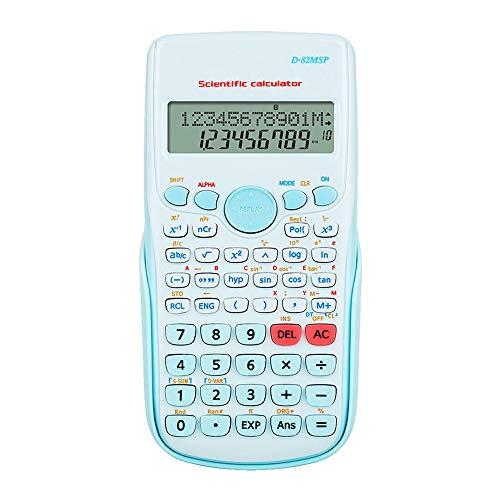 XBAO wiskundige rekenmachine, wetenschappelijke rekenmachine, studentenhulp, studioonderzoek, 240 berekeningsfuncties, wiskundige rekenmachine