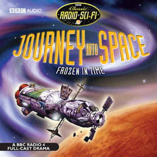 Journey into Space audiobook cover art