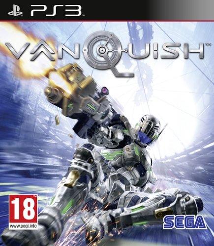 SEGA Vanquish, PS3 - Juego (PS3, PlayStation 3, Shooter, M (Maduro))