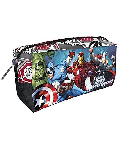 Portatodo Rectangular Vengadores Marvel