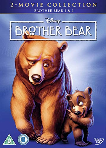 2 Movie Collection: Brother Bear / Brother Bear 2 [DVD]