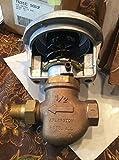Honeywell, Inc. VP512A1643 Pneu Vent Valve Steam/Hot Water N/O .5St