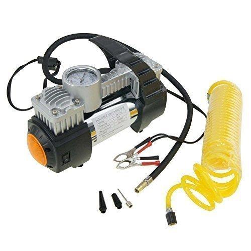 451717 compressore ad aria con doppio pistone,ampio volume,per pneumatici auto,12V 30A