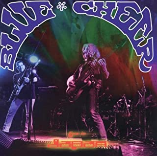 blue cheer live in japan