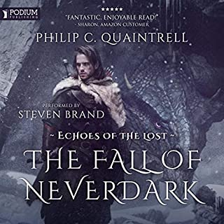 The Fall of Neverdark cover art