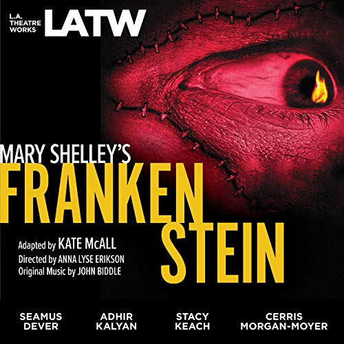 Mary Shelley's Frankenstein (Dramatized) cover art