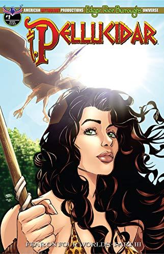 Fear on Four Worlds #3: Pellucidar (ERB Universe Carson of Venus)