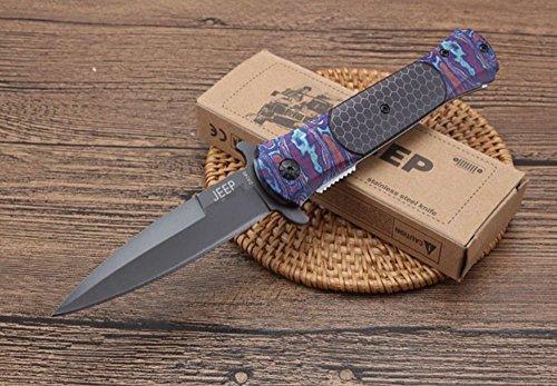 FARDEER Knife DA145 Coltello pieghevole di alta qualità Swordfish outdoor