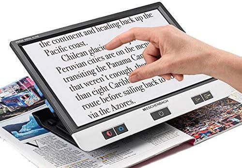 Eschenbach Max 83% OFF Visolux Digital XL FHD - HD Vi Inch Color 12 Portable Recommended