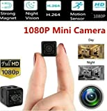 Mini Micro HD Hidden Camera Spy Cameras Video Night Vision 1080P