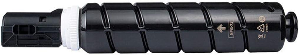 MALPYQA Compatible with Canon NPG73 Toner Cartridge Canon image4525 4535 4545 4551i Copier Cartridge,Black