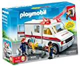 Playmobil - Ambulancia con Luces y Sonido (5952)