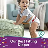 Diapers Size 5, 52 Count - Pampers Pull On Cruisers 360° Fit Disposable Baby Diapers with Stretchy Waistband, Super Pack (Packaging May Vary)