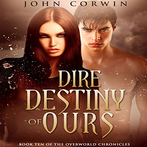 Page de couverture de Dire Destiny of Ours