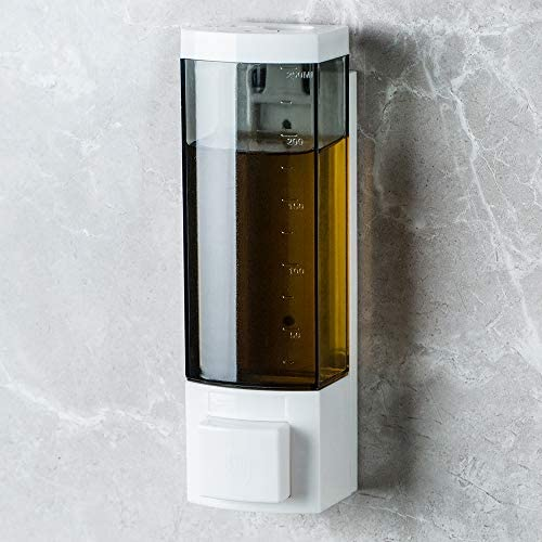 Top 10 Best wall mount soap dispenser bathroom Reviews