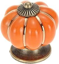 vintage meubilair handvat deurknoppen pompoen keramische kast behandelt meubels lade kast keuken trekhandvat 6 kleuren, or...
