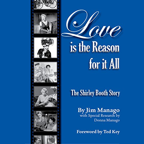 Love Is the Reason for It All audiobook cover art