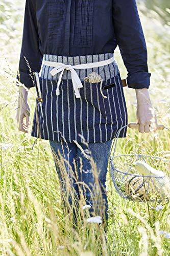 Burgon & Ball Sophie Conran Garten-Taille Schürze mit Taschen