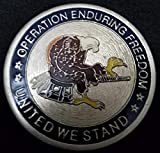 Operation Enduring Freedom Veterans Challenge Coin