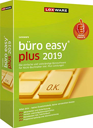 Lexware büro easy plus 2019
