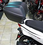 New 2015 Honda PCX150 PCX 150 Scooter Rear Storage Trunk Top Trunk with Mount
