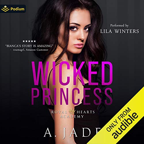 Wicked Princess  By  cover art
