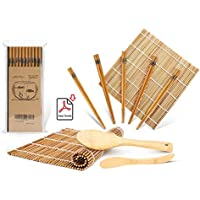 Delamu Bamboo Sushi Making Kit