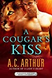 A Cougar's Kiss (Shadow Shifters Rebellion Book 2)
