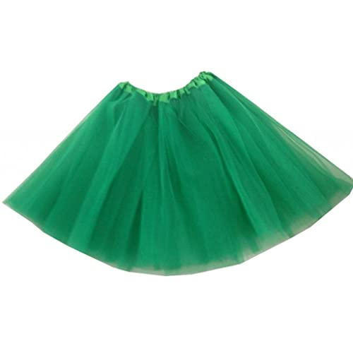 04b0f8e8e Hotportgift Adult/Women Ballet Tutu Layered Organza Lace Mini Skirt