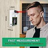 Immagine 1 soyes termometro febbre infrarossi senza