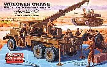 Revell Military Wrecker Truck Plastic Model Kit, Scale 1/32