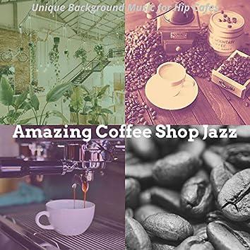 Unique Background Music for Hip Cafes