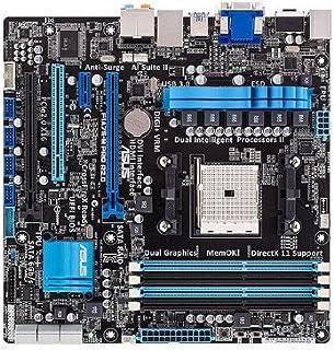 ASUS F1A75-M PRO R2.0 FM1 AMD A75 (Hudson D3) HDMI SATA 6Gb/s USB 3.0 Micro ATX AMDマザーボード