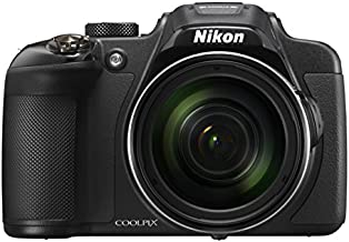 Nikon COOLPIX P610 Digital Camera with 60x Optical Zoom and Built-In Wi-Fi (Black)