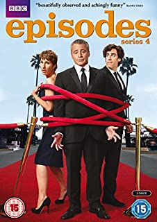 Episodes - Series 4 [DVD] (B00XCU4VAU) | Amazon price tracker / tracking, Amazon price history charts, Amazon price watches, Amazon price drop alerts