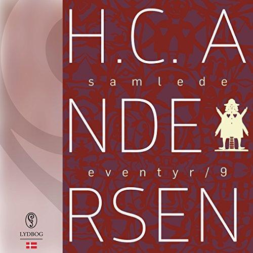 H.C. Andersens samlede eventyr 9 cover art