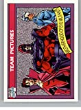 1990 Impel Marvel Universe #145 Brotherhood of Evil Mutants Non Sport Entertainment Trading Card in Raw (NM or Better) Condition