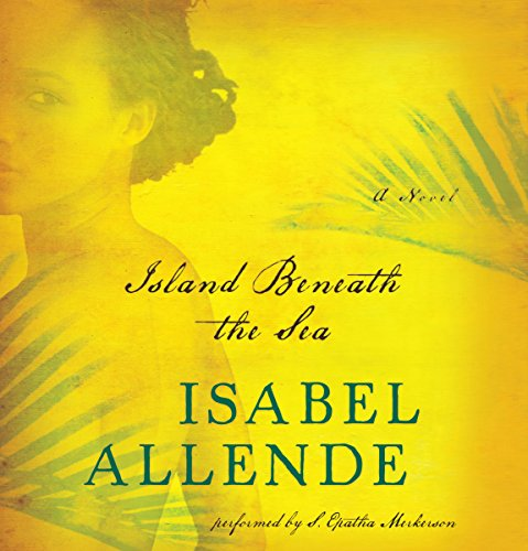 Island Beneath the Sea  audiobook cover art