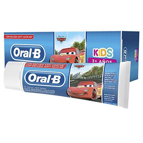 Oral-B Kids Frozen Denthyfrische Paste, 3+ Jahre, 75 ml, 6 Stück