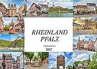 Rheinland Pfalz Impressionen (Wandkalender 2022 DIN A3 quer): Ein Bilderstreifzug durch das Bundesland Rheinland-Pfalz (Monatskalender, 14 Seiten )