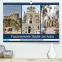 Faszinierende Staedte der Adria (Premium, hochwertiger DIN A2 Wandkalender 2022, Kunstdruck in Hochglanz): Staedte voller Geschichte, historischer Gebaeude und interessanter Architektur (Monatskalender, 14 Seiten )