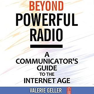 Beyond Powerful Radio audiobook cover art