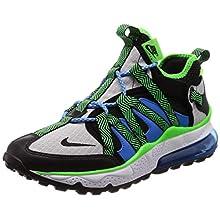 Nike Men's Air Max 270 Bowfin Black/Black/Phantom/Photo Blue Mesh Running Shoes 11.5 M US